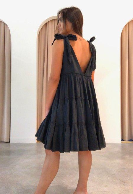 Devotion Carbone Dress - CARBONE