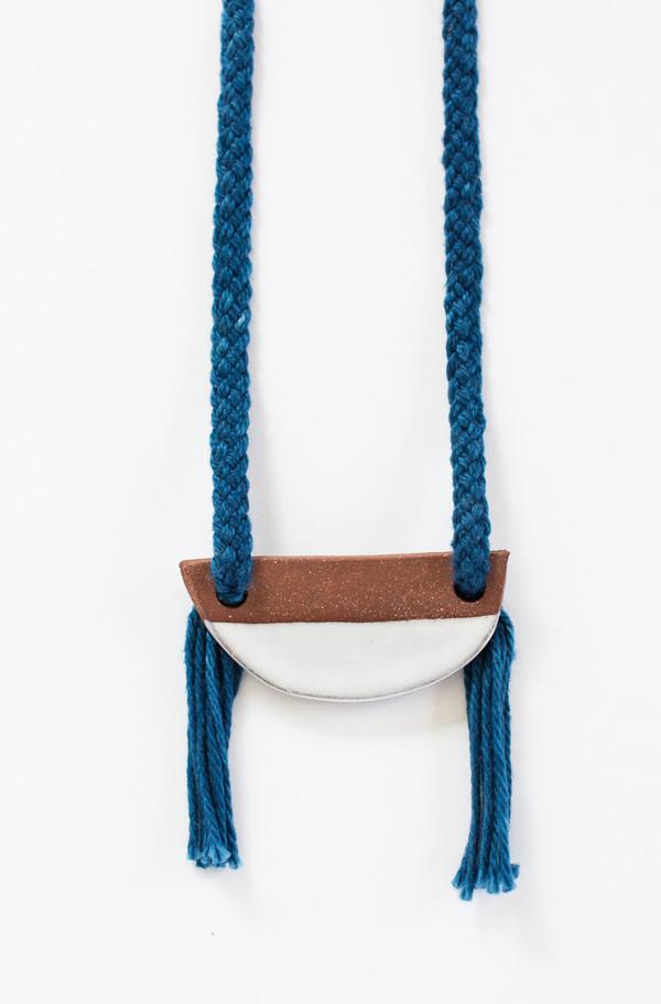 Gamma Folk Necklace No. 33