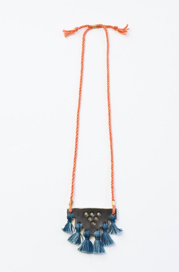 Gamma Folk Necklace No. 34