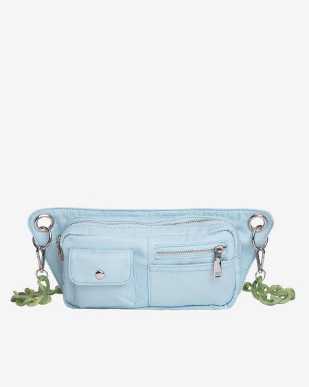HVISK BRILLAY NYLON BAG - CRYSTAL BLUE