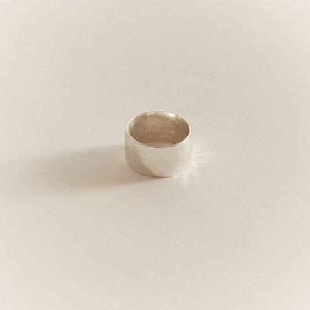MoonPi Ring Bands - Silver