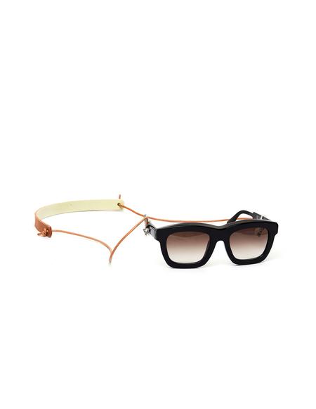 Hender Scheme White Leather Glasses Cord