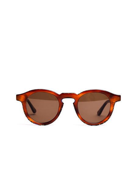 Thierry Lasry Courtesy Sunglasses - Brown