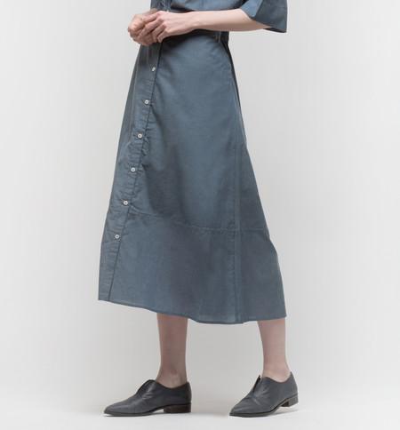 Kowtow Project Skirt Chambray