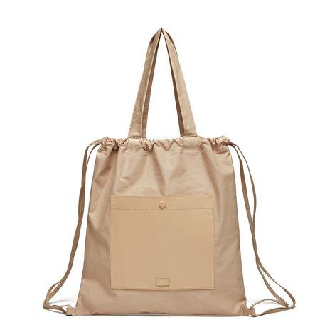 Marlow Backpack Tote - Beige
