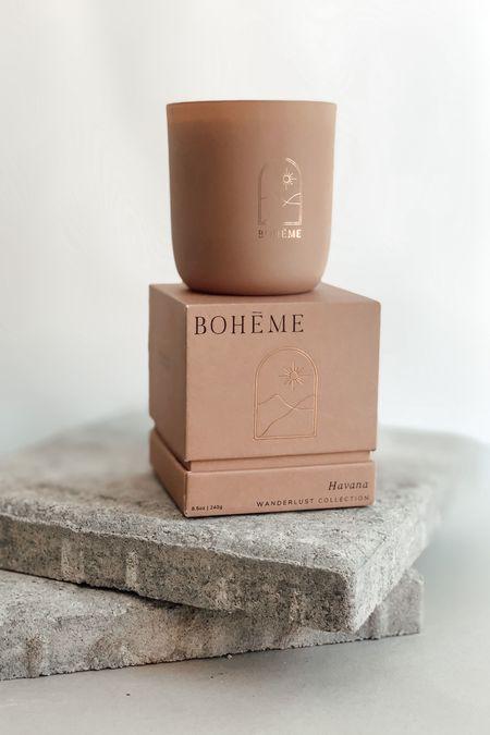 Bohéme The Havana Candle