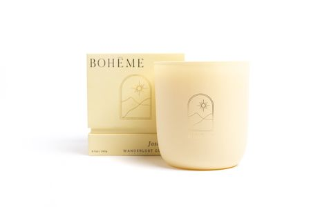 Bohéme The Joshua Tree Candle