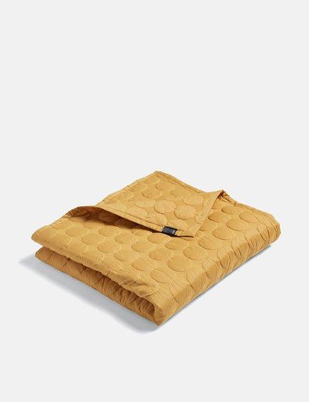 Hay Mega Dot Blanket - Mustard