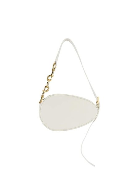 Reike Nen Oval Middle Bag - Cream