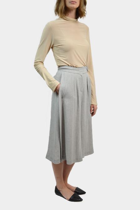 Kitsune Women's Wool Saya Pant
