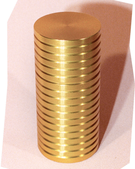 Sackville & Co. Pillar Grinder