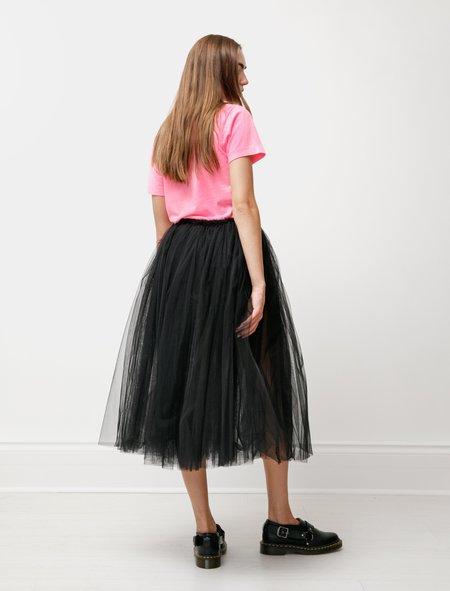 Comme des Garçons Tulle Layer Skirt - Black
