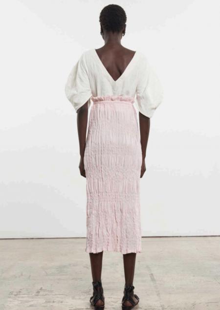 Mara Hoffman Lana Skirt - Pastel Pink