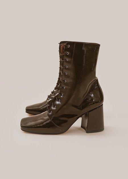 About Arianne The Stevie Boot - Dark Espresso Brown
