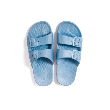 Freedom Moses Basic Lagoon Slides - Light Blue