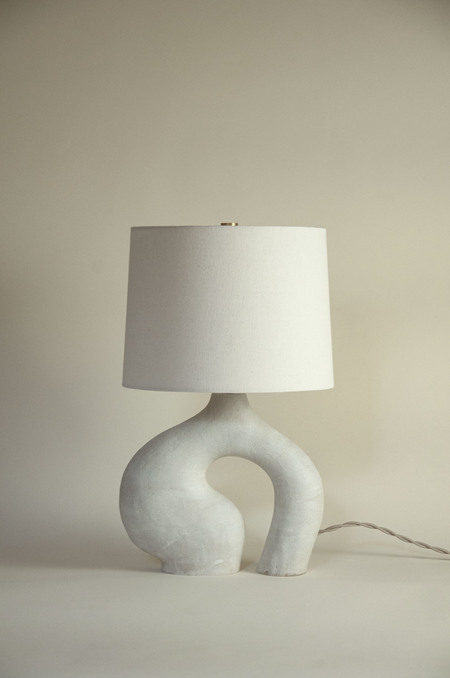 Kassandra Thatcher Circle Loop Lamp