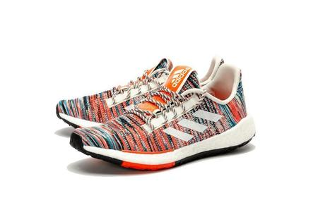 Unisex adidas x Missoni Pulse Boost HD Sneakers - ActiveOrange