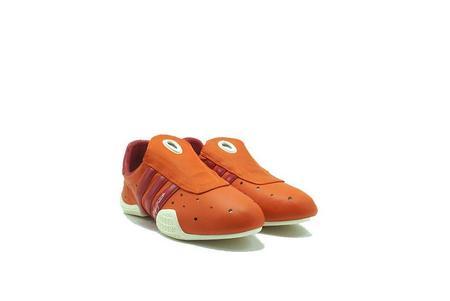 adidas x Y-3 Regu Sneakers - Orange/Red