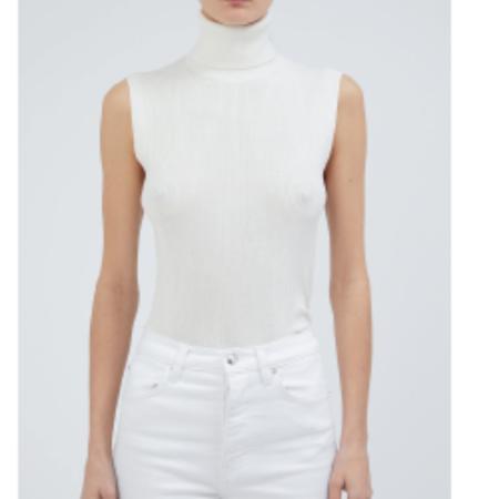 IRO KILAYA SWEATER - WHITE
