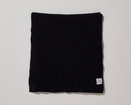 Baserange merino scarf - notte
