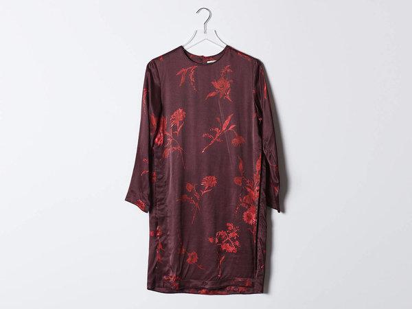 Pomandere Floral Dress