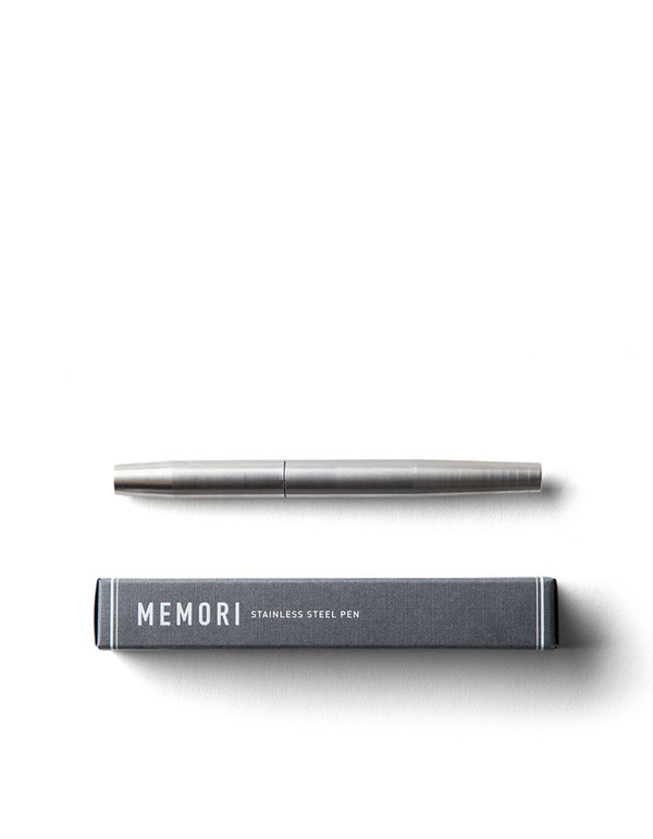Tanner Goods Memori Pen Stainless