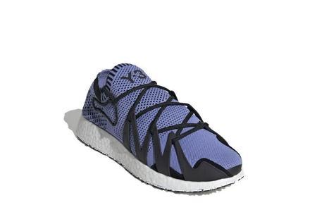 adidas x Y-3 Raito Racer Sneakers - Black/Legend Purple