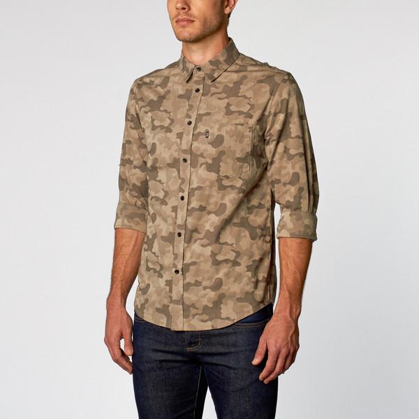 Men's Wolf & Man Lex 1 Shirt