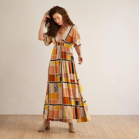 THE ODELLS Sienna Dress - Tunis