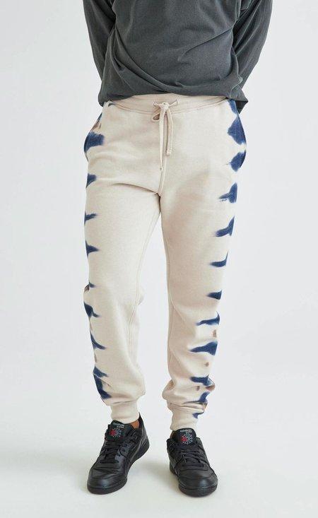 Unisex Richer Poorer Jogger Sweatpants - Tie Dye
