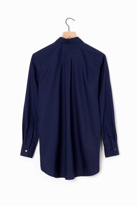 Sofie D'Hoore Bacon Blouse - Navy