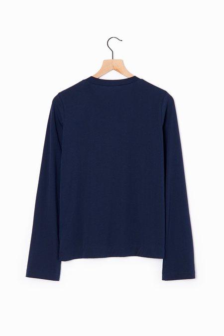Sofie D'Hoore Tiepolo T Shirt - Navy