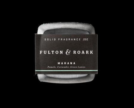 Fulton & Roark Mahana Solid Cologne