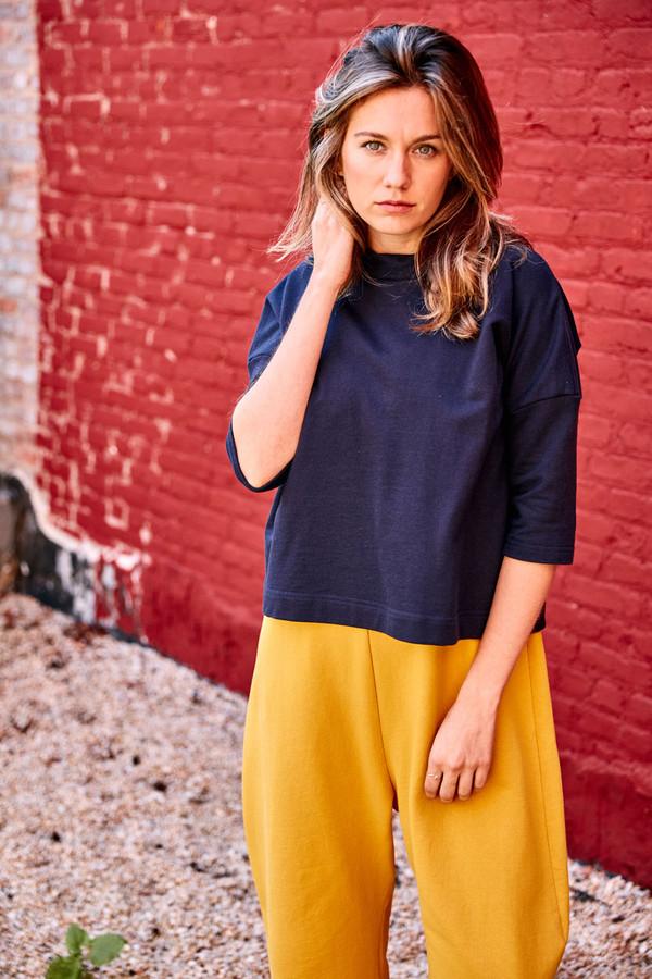 Ilana Kohn Barby Shirt Navy
