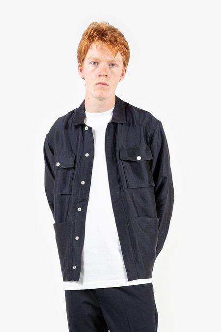 Soulland TAG Shirt - Navy