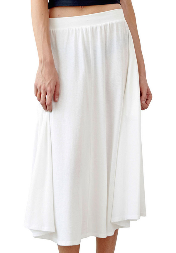 Groceries Apparel Madison Midi Skirt