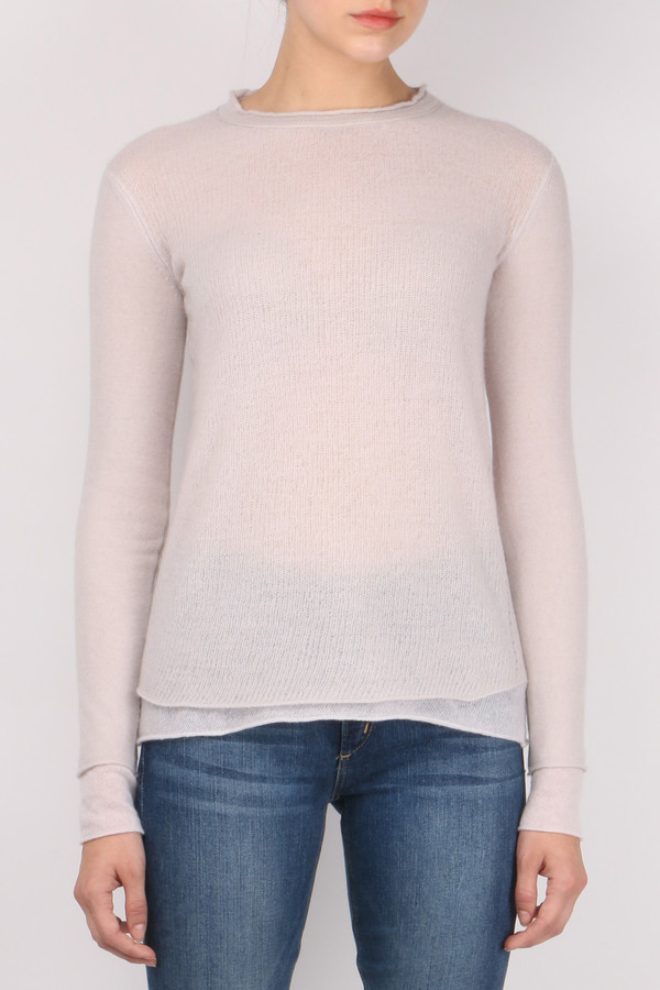 Inhabit Cashmere Double Crew