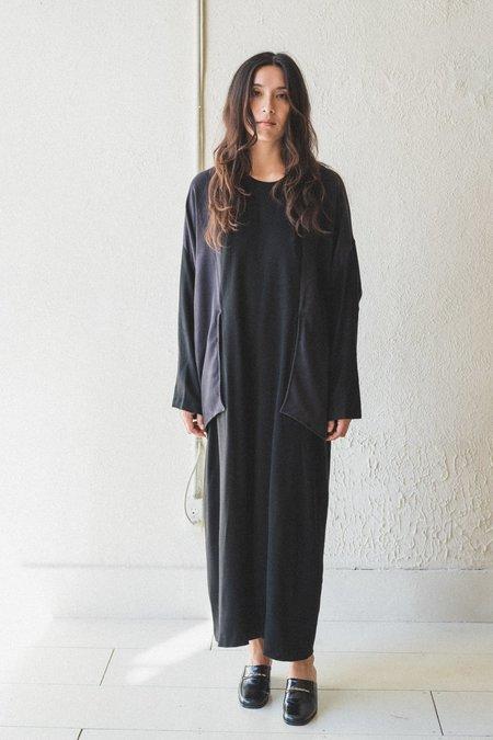 Nomat Flap Bamboo/Wool Dress