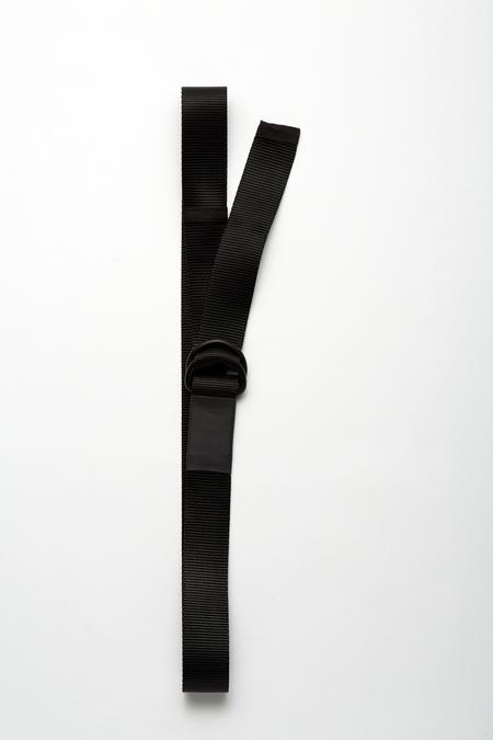 The Celect Double D Belt - Black