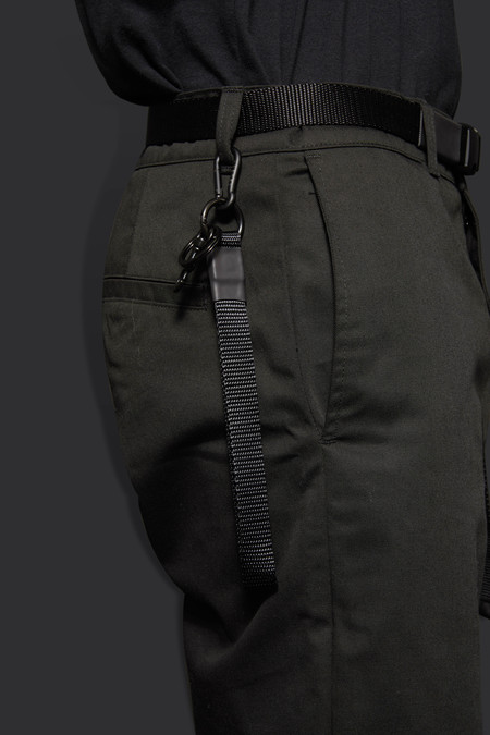 The Celect UTILITY KEYCHAIN - Black