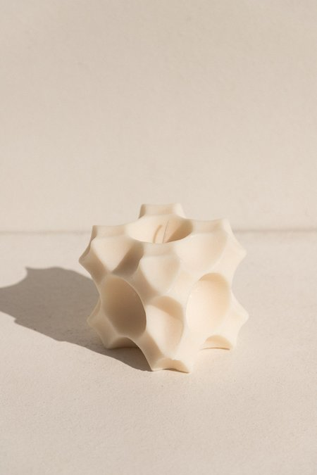 Andrej Urem Crux Candle - White