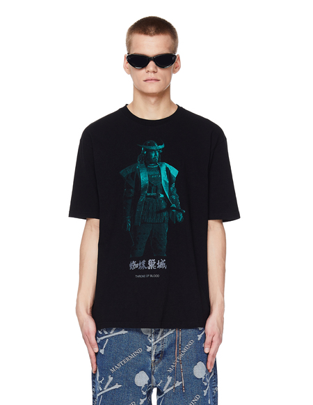 Undercover Cotton Printed T Shirt