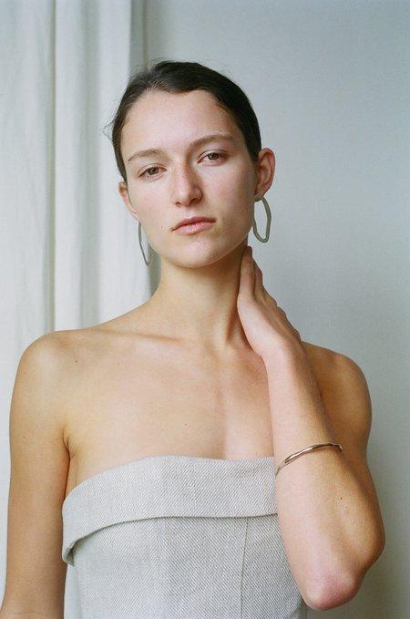 Jasmin Sparrow Belle Earrings - Sterling Silver