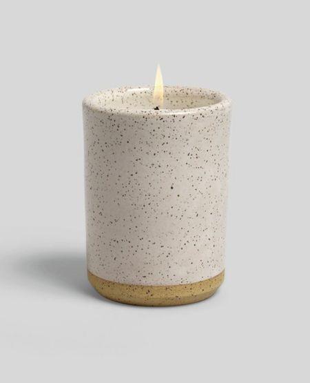 NORDEN Ceramic Candle - Idyllwild