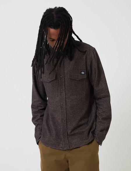Dickies Woodmere Shirt - Brown Duck
