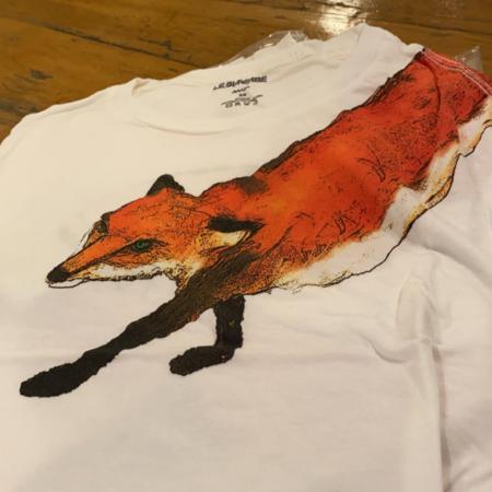 Le Superbe Foxy Tee