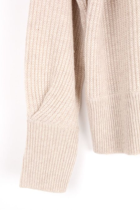 Allude Crew Knit - Marble