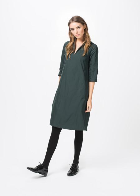 Hudson 3/4 Sleeve A-Line Dress