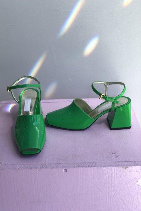 Suzanne Rae Demi-Toe Sandal