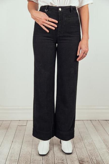 NEUW Magazine Cord Pant - Black